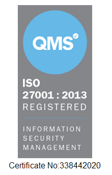 QMS ISO Registered Logo