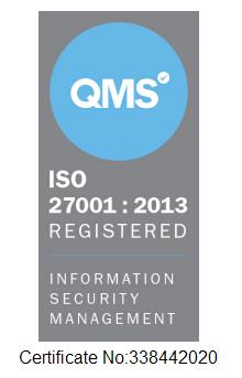 QMS ISO Registered Logo