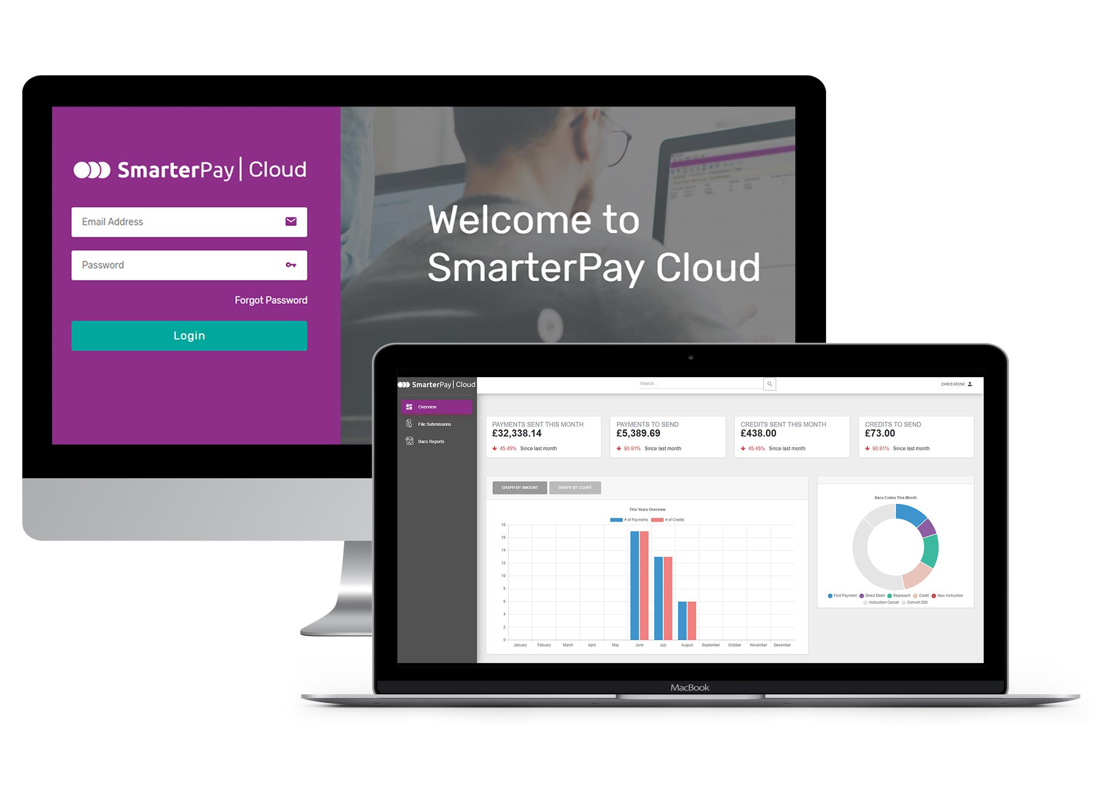 SmarterPay Cloud Interface