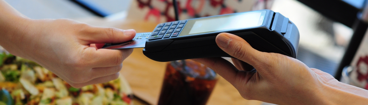 Fast Secure Payments - Chip and Pin Card Terminal